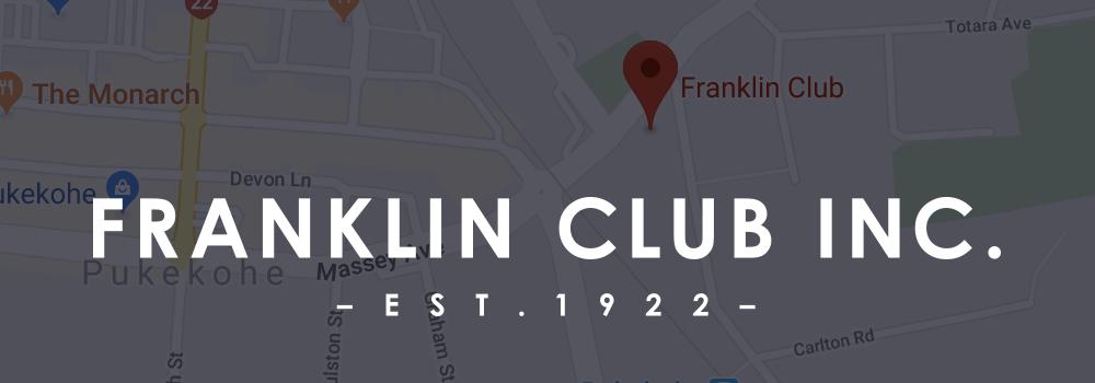 The Franklin Club Location